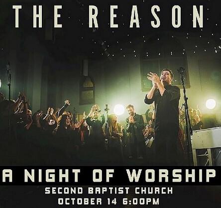 The Reason - A Night Of Worship