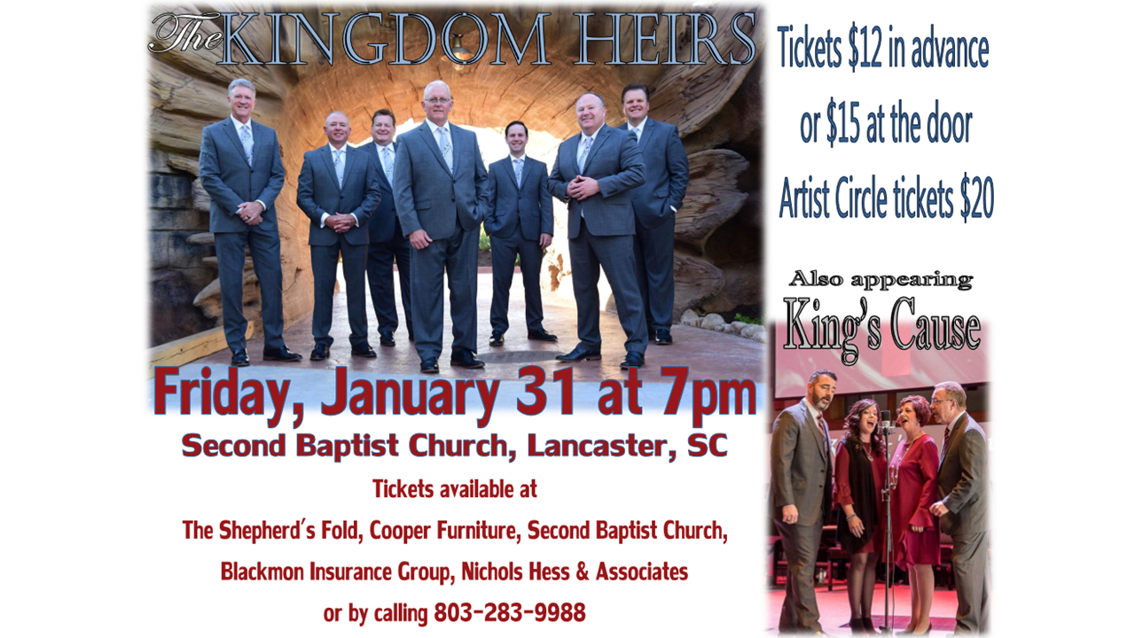 The Kingdom Heirs Concert