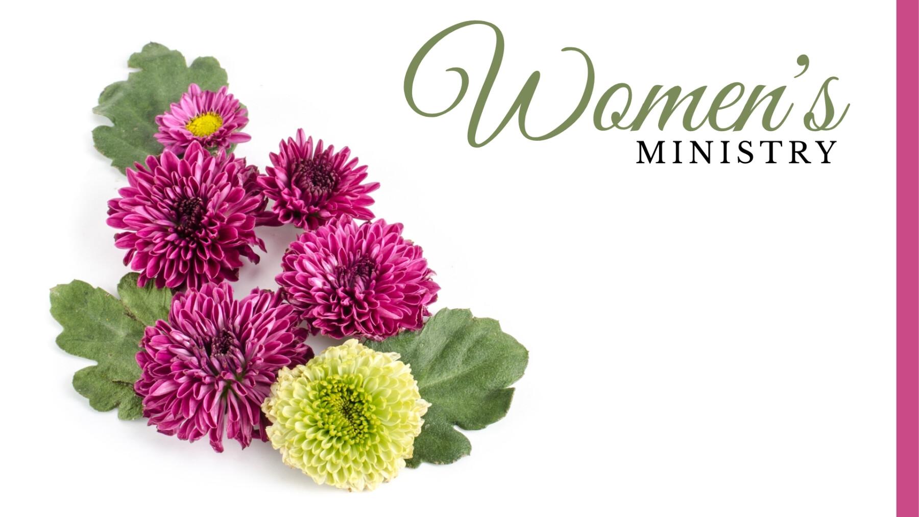 Women's Ministry - Monday Nights